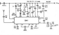 Схема металлоискателя (металлодетектора), магнитометра, металлоискатель схема своими руками.