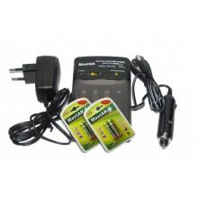 MastAK MW-908 + 4 аккумулятора