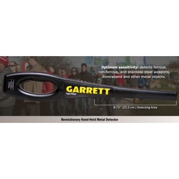 Garrett Super Wand