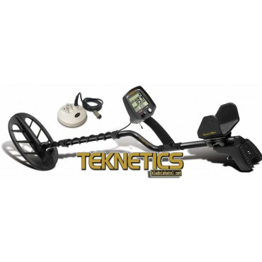 Teknetics T2 Limited Black