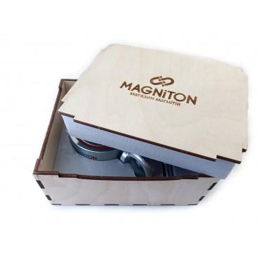 200х2 кг двухсторонний МАГНИТОН поисковый магнит