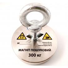 300 кг односторонний МАГНИТОН поисковый магнит